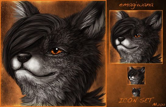 Emagiwana_Icon by Quoosa