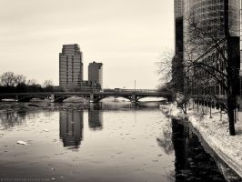 Grand River, Friday 13th 2017 by KBeezie