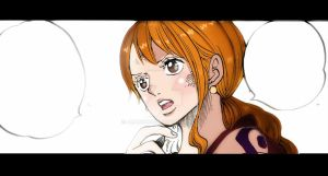 One Piece Chapter 856 Spoilers COLORS NAMI SPEECH by Amanomoon