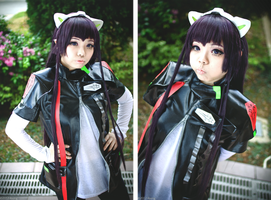 Cosfest XI -  Tsugumi, Guilty Crown by lavena-lav