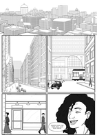 Commission: Comic Page by ZannyHyper