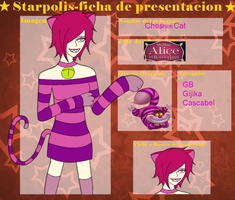 SP: Ficha Cheshire Cat by pucca1412