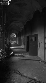Abandoned asylum (Mombello - Italy) by OblivionInc