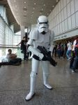 Cosplay: Storm Trooper by ReyNathanael
