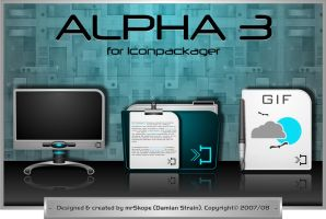 Alpha 3 by mrSkope