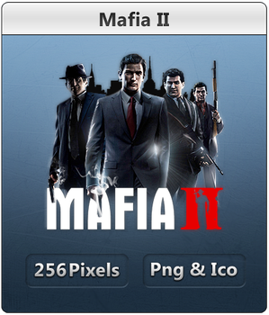 Mafia II - Icon -Updated- by Crussong