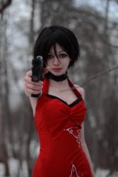 Is it you, Ada Wong? by Onity