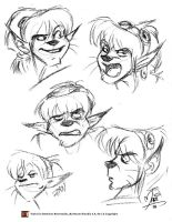 Nerl Expressions by marimoreno