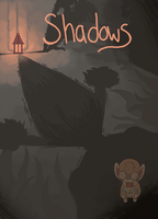 Team Lore - Shadows cover page by Novern