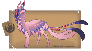 -Auction- Espeon Themed FC (CLOSED) by GentleLark
