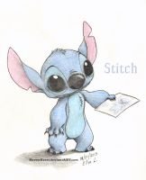 Stitch by RavenEvert