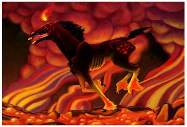 The Death of Horses by killskerry
