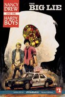 Nancy Drew and The Hardy Boys: The Big Lie #1 by RobertHack