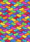 Tessellation Fish by Chibi-Sugar