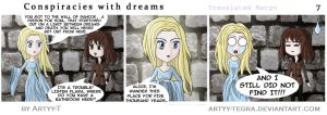 Conspiracies with dreams 7 - English version by Artyy-Tegra