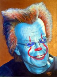 Pennywise King34 by rickcarufel