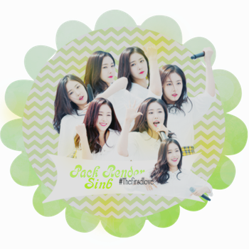 [ 19/06/2016 ] Pack Render Sinb 2 by TheFirsdLove