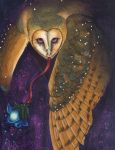 Spirit Owl by LiminalWorks
