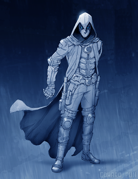Moon Knight by pungang