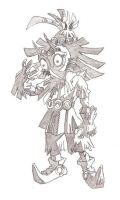 Skullkid by TheCookieCrusher