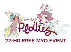 [CLOSED] Plotties: NEW YEAR'S  FREE MYO EVENT! by MMXII