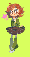 DR-Chihiro by pikagirl65neo