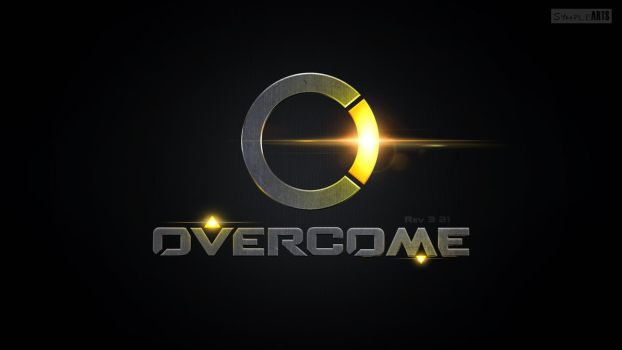 Overcome- Revelation 3:21 by SympleArts
