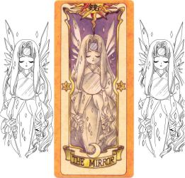 Vectorization - CLOW Mirror by layg00