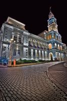 Arad - city hall HDR by lesogard