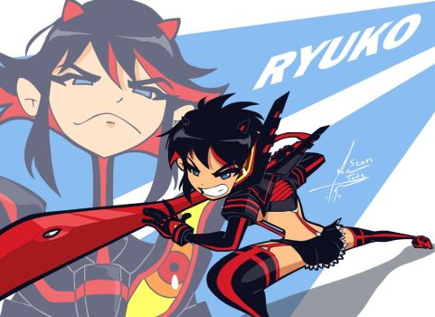 Ryuko!! by GroundUpStudios