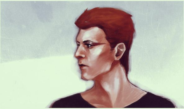 bowiebowie by andrahilde