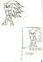 ultra sonic with yugioh card by x9000