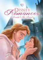 Disney romances - book cover by cylonka