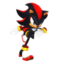 SA2 Model: Shadow The Hedgehog by Nibroc-Rock