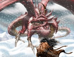 The Red Dragon by xjager513