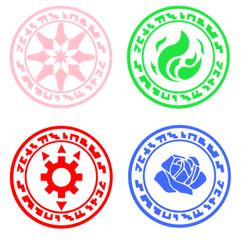 Trivium: Starcoast Crests by Master-Geass