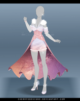 (closed) Outfit Adopt 667 by CherrysDesigns