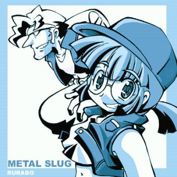 METAL SLUG by rurabo