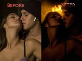 Before After 52 by FP-Digital-Art