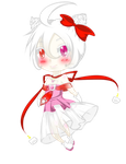 .:UTAU:. Kitty Kokone - colour lines by A-Daiya
