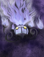Chandelure by Joltik92