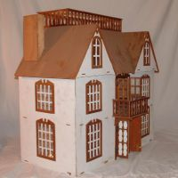 Old Dollhouse 05 by Muttstock
