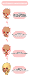 [HOW TO] Braids! by rirune