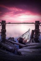 Broken by TabithaS-Photography