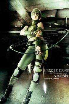 Young Justice: Artemis by KALICOSPLAY