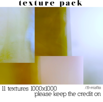 Texture Pack by 19-Misfits