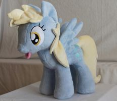 Derpy Hooves - Contest Plush by Yukizeal