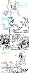 Wii U Doodles by KaitoPiToo