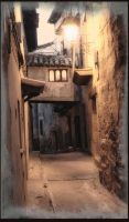 Alley of the Thieves by ersi
