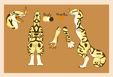 Paisley MYO Chimereon - pending approval by BoBeewings